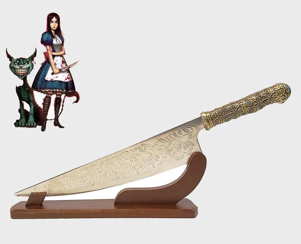 ALICE MADNESS RETURNS Vorpal Blade American McGee's Alice Videogame Electronic Arts Official