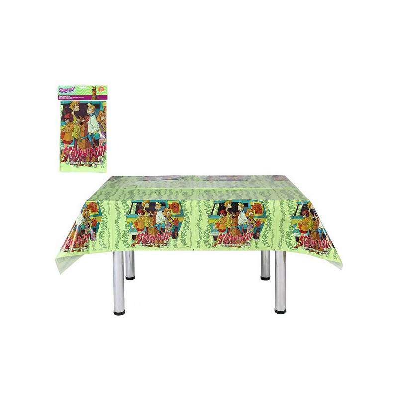 Tablecloth For Children 'S Parties Scooby-Doo 118040 (180x120 Cm)