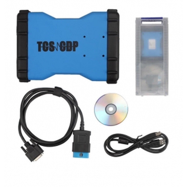 TCS CDP PRO BLUETOOTH 150E 2014.R2 Auto & Lkw Auto Diagnose Werkzeug R2 software Scanner