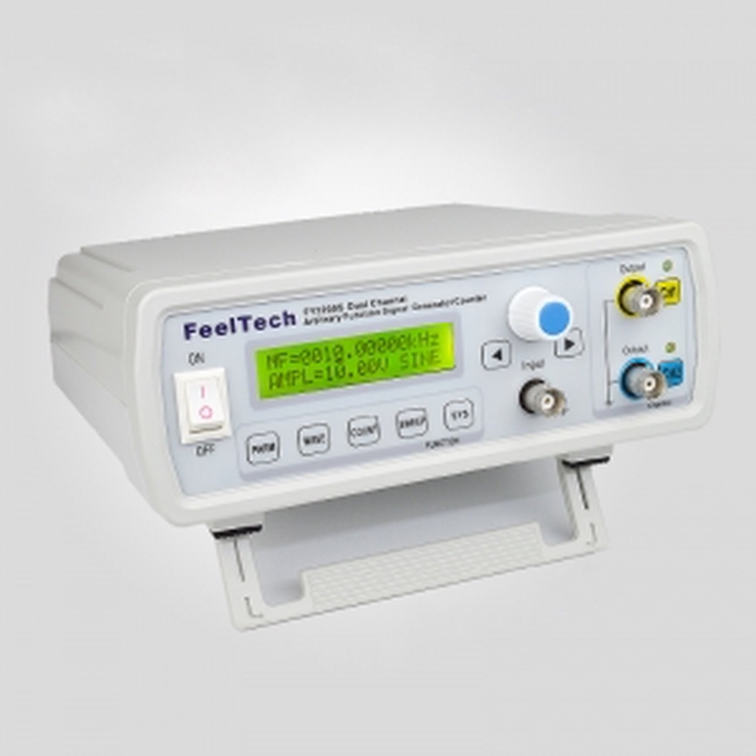 FY3212S-12MHz 12Mhz Dual-Channel DDS Function Arbitrary Waveform Signal Generator + sweep + Software fast arrival dds 3x25 dc 25 mhz pc function usb arbitrary waveform generators
