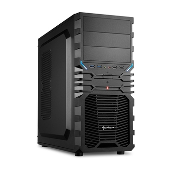Sharkoon VG4-V black ATX