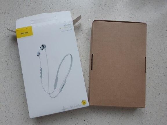 Baseus S12 Wireless Earphone For Phone iPhone Xiaomi Bluetooth 5.0 Headphone Handsfree Wireless Headset Earbud Earpiece With Mic|Bluetooth Earphones & Headphones|   - AliExpress