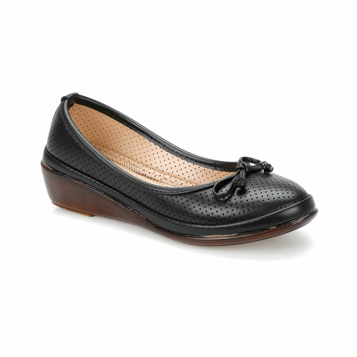 FLO 61.156549FZ Black Women Shoes Polaris