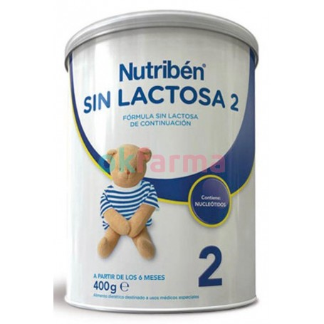Nutriben Lactose 2 400 GR