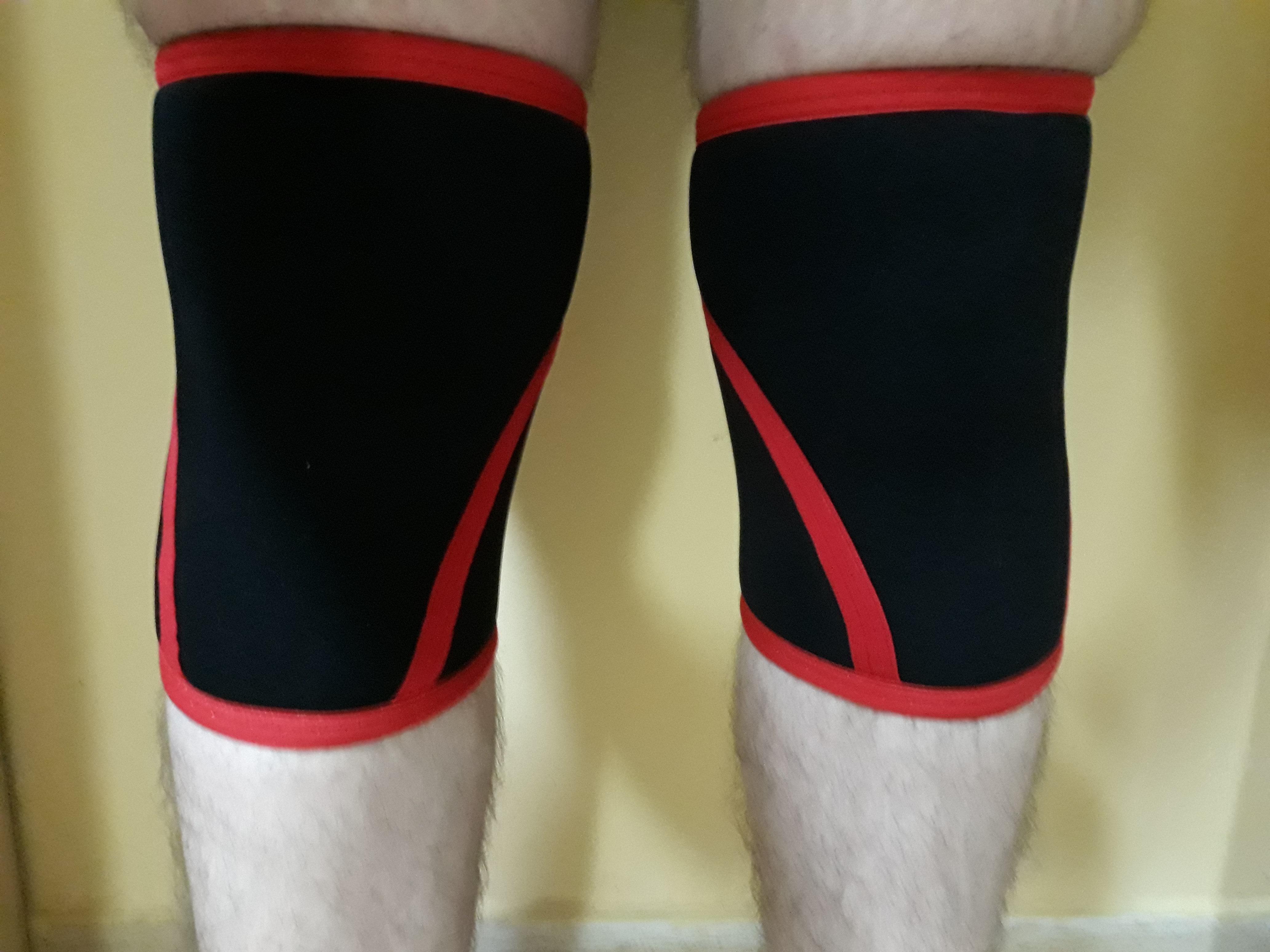Joelheiras e cotoveleiras agachamento agachamento altura
