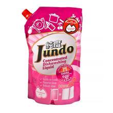 Jundo Конц-ный ЭКО гель с гиалуроновой кислотой для мытья посуды и детских принадлежностей«Sakura»,800мл