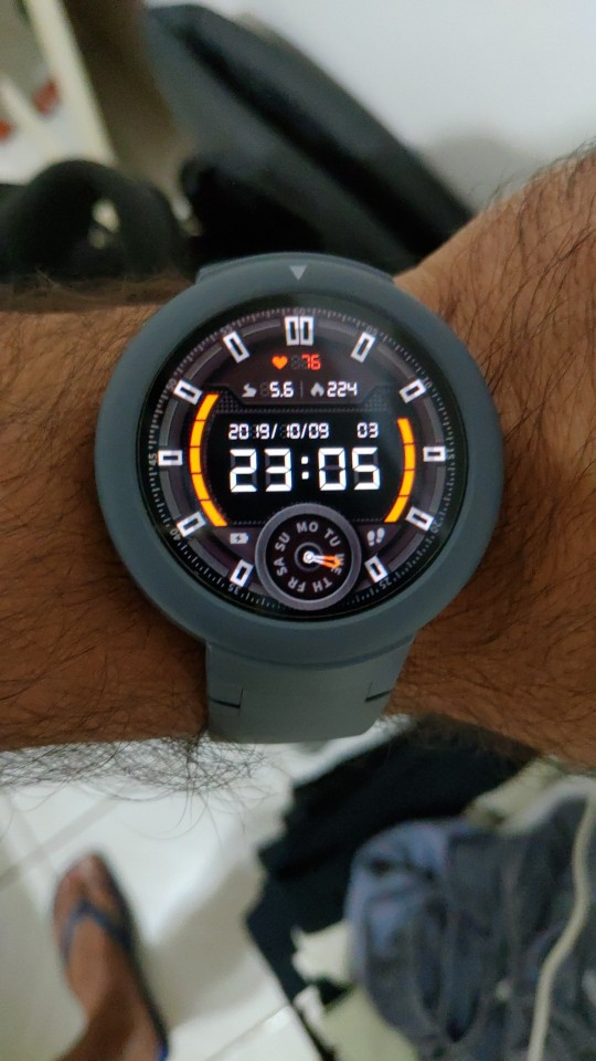 [IN STOCK] Huami AMAZFIT Verge Lite Smart Watch Bip 2 GPS IP68 Waterproof Multi Sports Smartwatch Health Tracker-in Smart Watches from Consumer Electronics on AliExpress