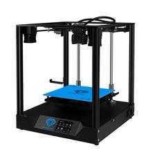 3D принтер Twotrees Sapphire Pro BMG, экструдер CoreXY, алюминиевый профиль, рама, принтер «сделай сам», высокая точность, сапфир S с маской