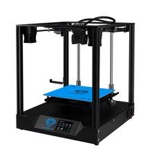 Twee Bomen 3D Printer Sapphire Pro Bmg Extruder Corexy Aluminium Profiel Frame Printer Diy Hoge Precisie Sapphire S Met masker