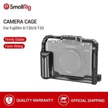 SmallRig X T30 klatka dla Fujifilm X T30 i X T20 ramka do kamery dslr ze zintegrowanym uchwyt boczny + Arri lokalizowanie otworów 2356