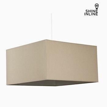 Потолочный светильник коричневый (40x40x22 см) Shine Inline