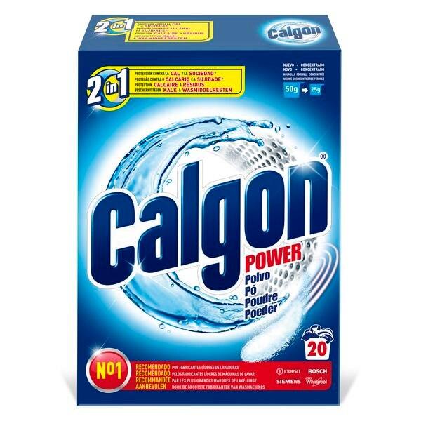 Calgon Anti-Lime Powder 500 G (20 Uses)