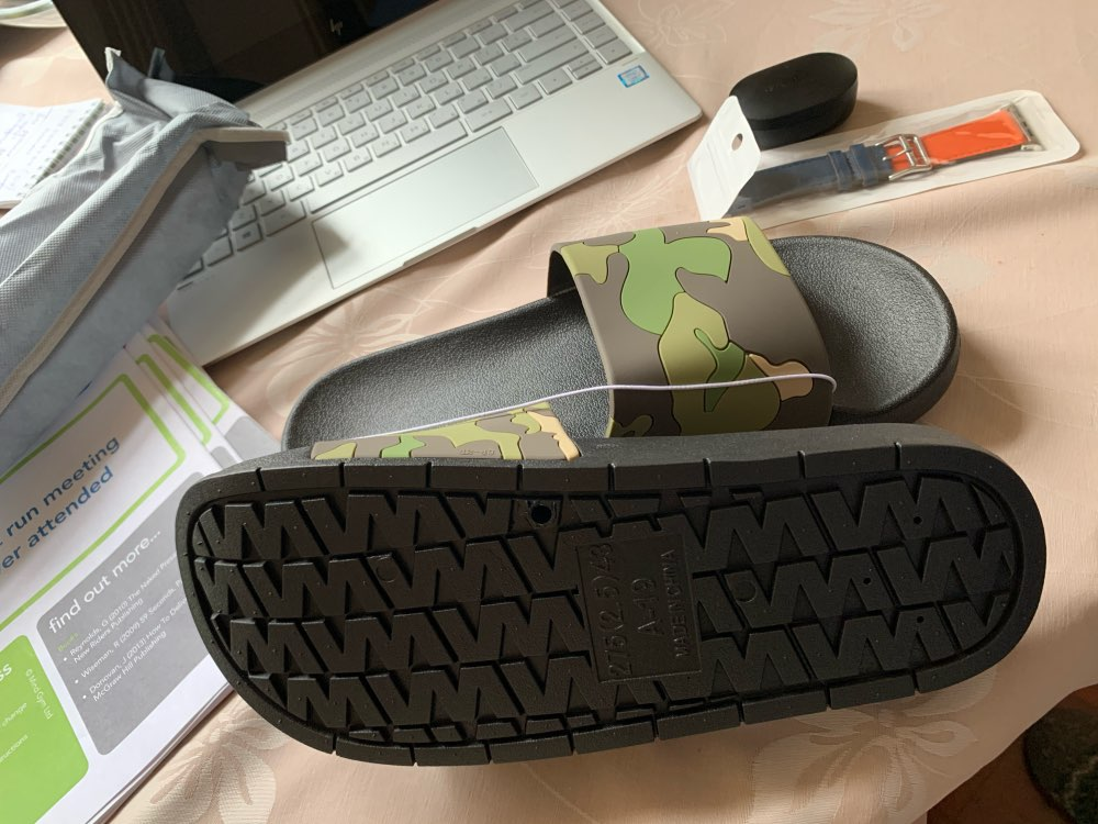 ASIFN Men Slippers Casual Shoes Non slip Indoor Outdoor Summer Slides Camouflage Sandals 4 Colors Zapatos Hombre-in Slippers from Shoes on AliExpress