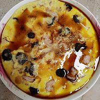 鲜味豆腐蒸蛋的做法图解11