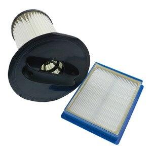 Akum Cleander HEPA filtr zamienny dla obsługi Philips Marathon zestaw filtrów FC9236 zestaw filtrów