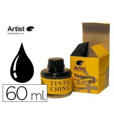 CHINESE INK ARTIST BLACK BOTTLE 60 ML