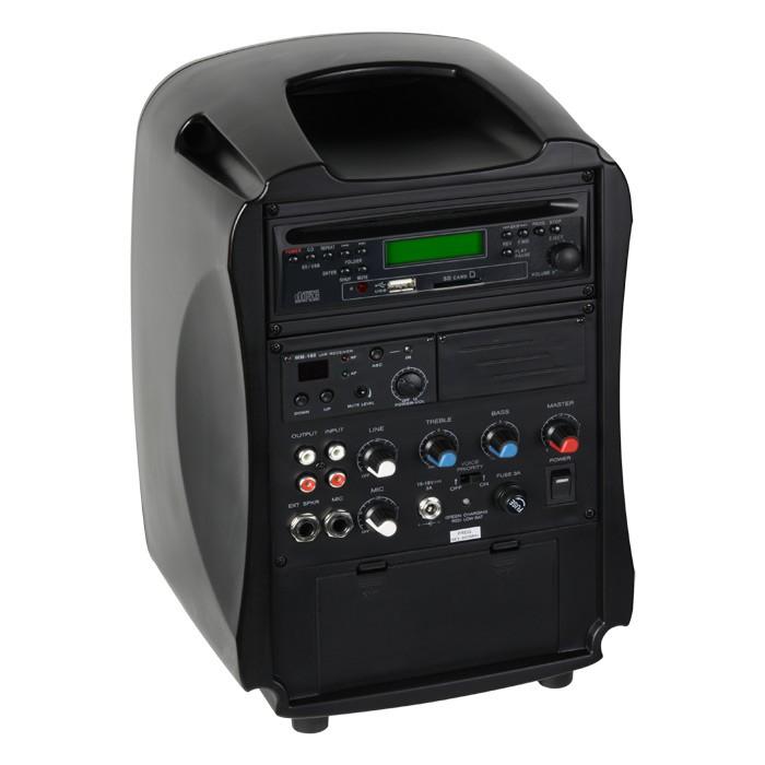 Cash Box Amplified A 6in Batteries 50 W ROADBOY 65