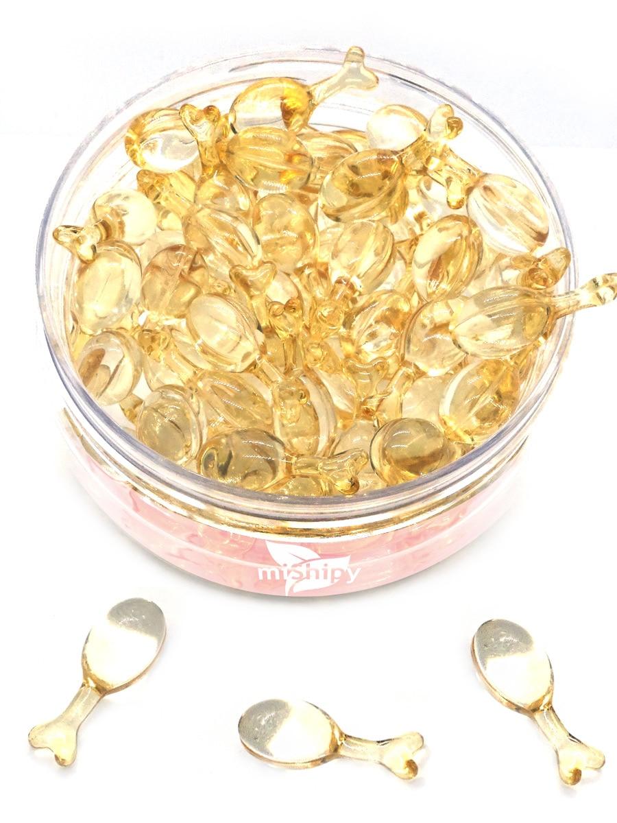 цена на Korean capsule care macadamia F12, EGF, algae extract, chamomile extract, hyaluronic acid, 30 capsules.
