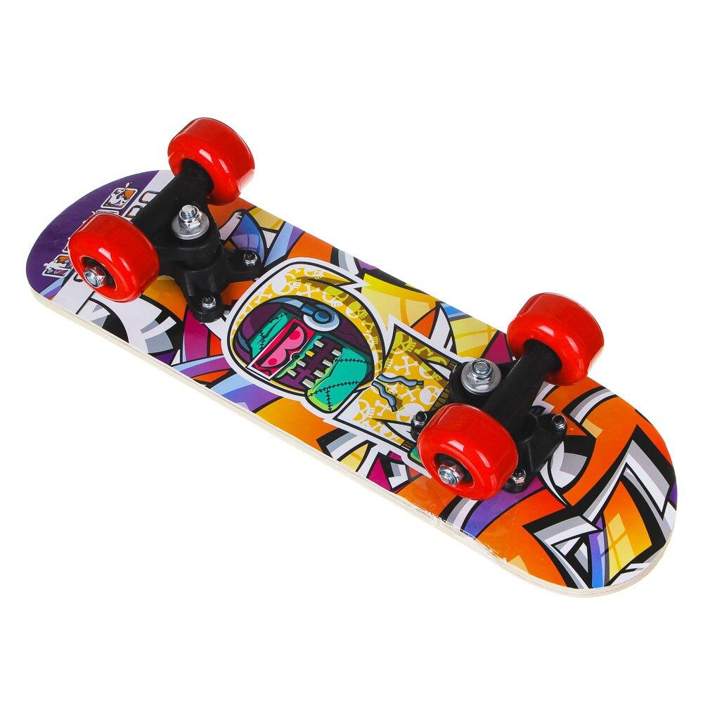 Planche à roulettes, 43Х13, **173, PLAST.CRAFT, 5030 PVC, charge MAX 30 KG, - 3