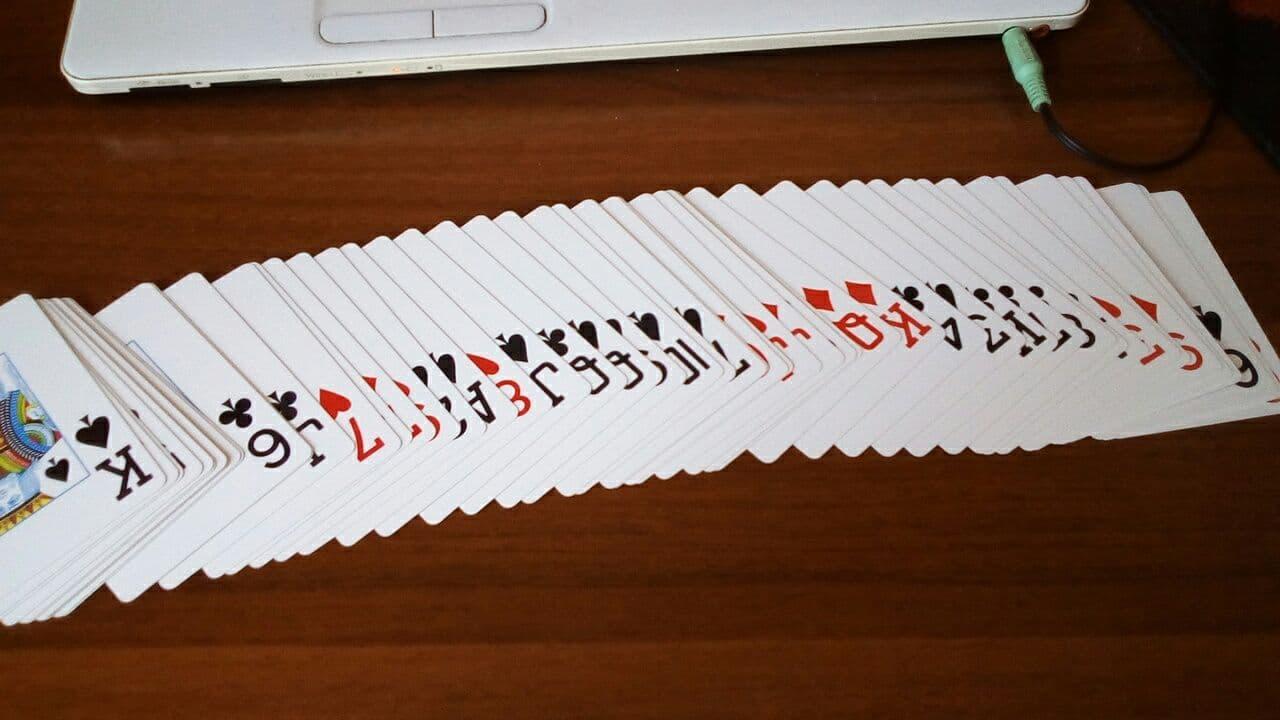Carte da gioco da Poker 1pz