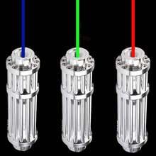 532 нм 1 МВт лазерная ручка указка militar светильник для сжигания