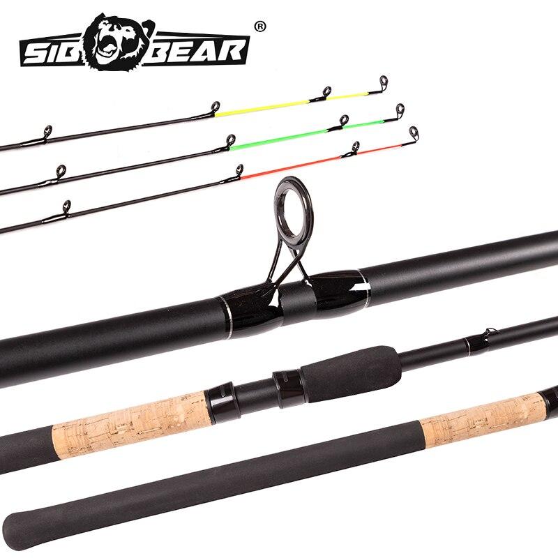 Sibbear Feeder Rod Turbo Feeder Test To 180гр Extra Long Handle For Fishing Carp Feeder Fishing Rod 3,3 M Feeder удилише 3,6 3,9 M