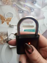 Nice lock. Super fast delivery, sdek, three days and the order is already received. I deal