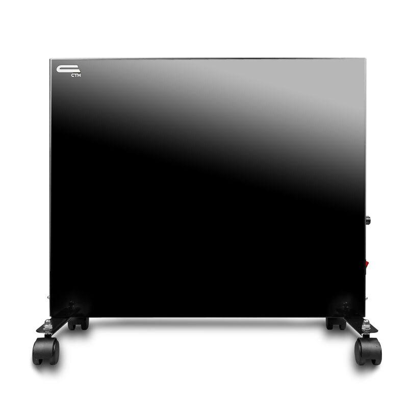 Обогреватель Конвектор инфракрасно конвективный СТН черный (300 Вт) с мех. терморегулятором (колесики)|Электрические нагреватели| | АлиЭкспресс