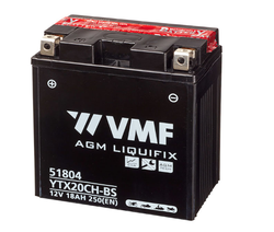 Battery VMF for Moto YTX20CH-BS AGM ref 51804