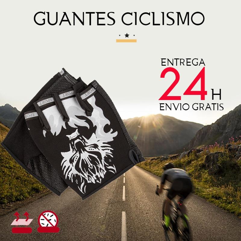 Cycling Gloves Bike Gloves MTB Gloves Cycling Gloves Half Finger Biking Gloves Finger Glove Mountain Bike Gloves 24H Delivered