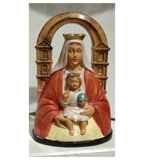 Our Lady Of Coromoto 15 Cm Unbreakable Patron Saint Of Venezuela
