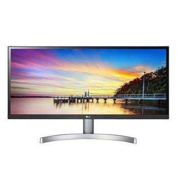 """Monitor LG 34WK650-W 34"""" Full HD Black Silver"""