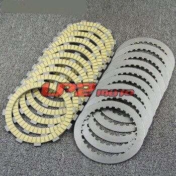 Clutch Plate Discs for Honda CB1300 SC38 97-00 X4 97-03 XL1000V XLV1000 Varadero 99-05 VTR1000F Firestorm SuperHawk 1997-2006