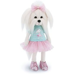 Soft toy Orange Lucky Doggy Dog Mimi: Мимишный дэб, 25 cm MTpromo