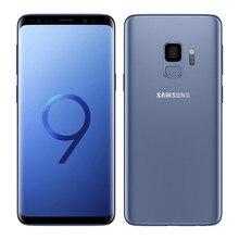 Samsung Galaxy S9 Original desbloqueado LTE teléfono móvil Octa Core Snapdragon 845 de 6,2