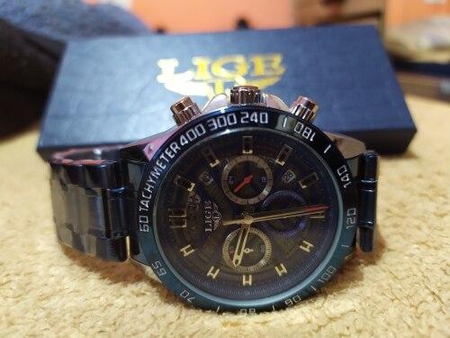 um dos mais lindos relógios que já comprei , recomendo,