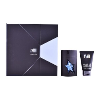 Men's Perfume Set A*men Mugler Thierry Mugler (2 pcs) Black White