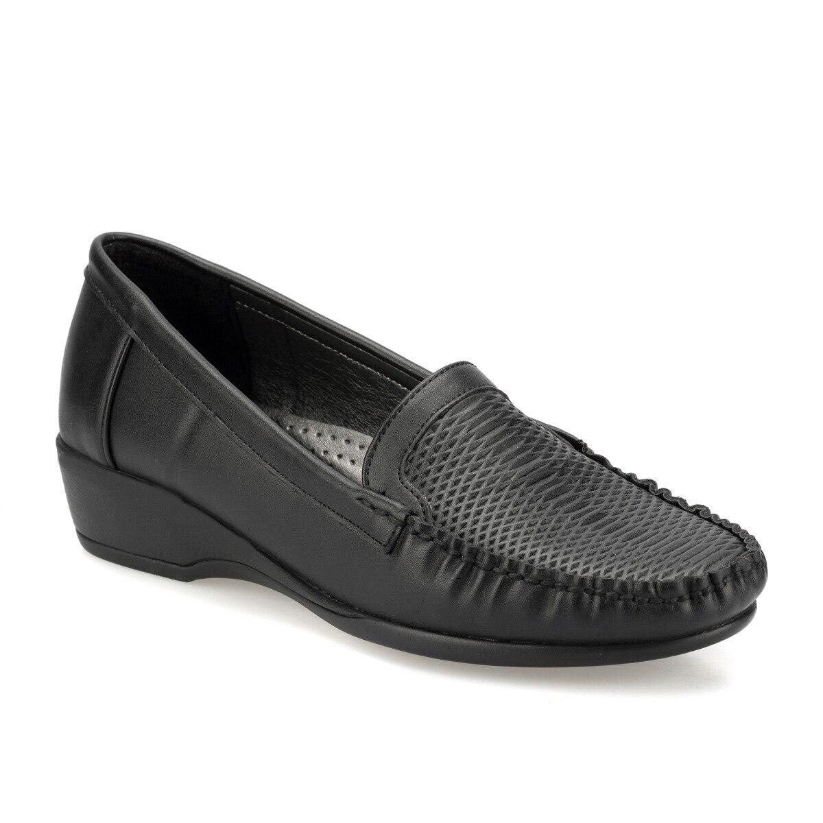 FLO 161097.Z Black Women Shoes Polaris