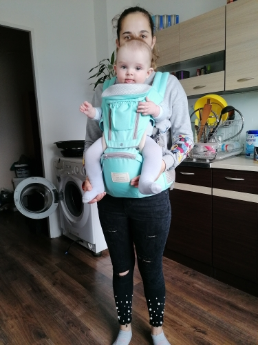 Breathable Ergonomic Baby Carrier Backpack Portable Infant Baby Carrier Kangaroo Hipseat Heaps Baby Sling Carrier Wrap|Backpacks & Carriers|   - AliExpress