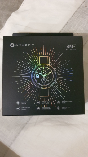 Global Version New Amazfit GTR 47mm Smart Watch 5ATM Smartwatch 24Days Battery Music Control For Android IOS Phone|Smart Watches|   - AliExpress