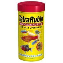 Корм для рыб TETRA Rubin в хлопьях для улучшения окраса всех видов рыб 250мл