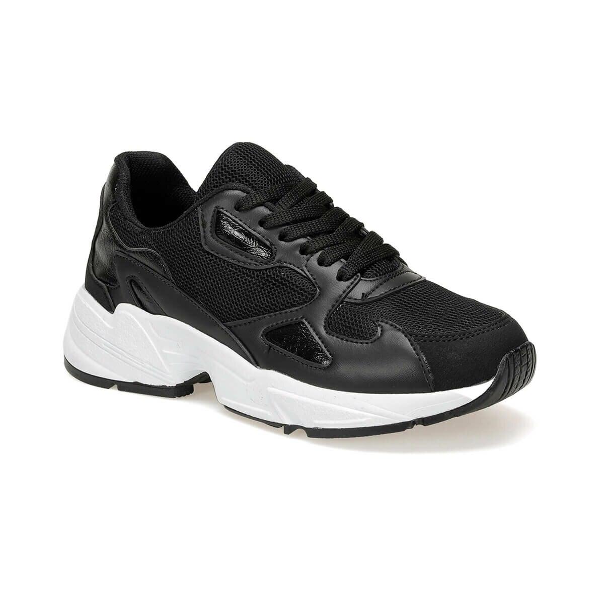 FLO 19SF-1615 Black Women Sneaker BUTIGO