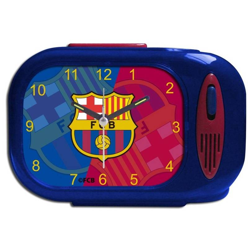 Alarm Clock Anthem FC Barcelona Barca As Seen On TV