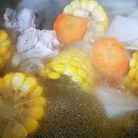 #新春美味菜肴#杂蔬排骨汤的做法图解4