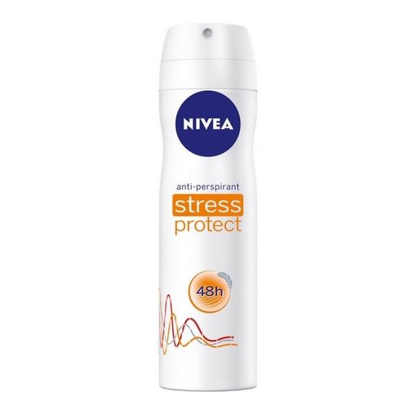 Spray Deodorant Stress Protect Nivea (200 Ml)