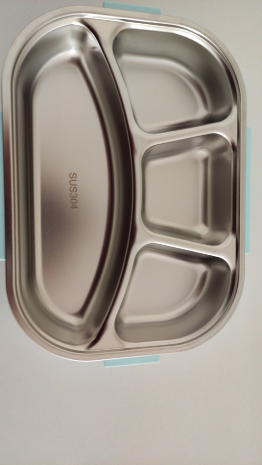 Japanese Style Stainless Steel Lunch Box photo review