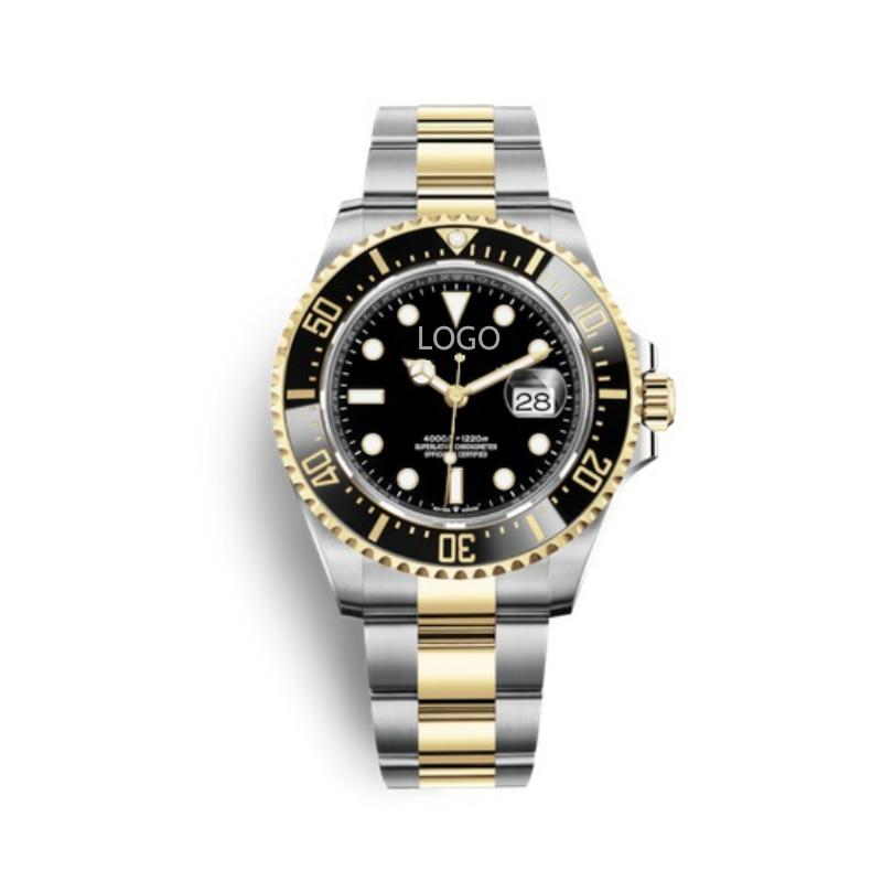Sapphire Glass Luxury Analog Automatic Mechanical Men Watch Sports Waterproof Male Wrist Watch Free Shipping Luxury Watches