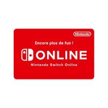 Code pour abonemment Nintendo Switch Online de 3 et 12 mois carte cadeau- Valable uniquement pour la France
