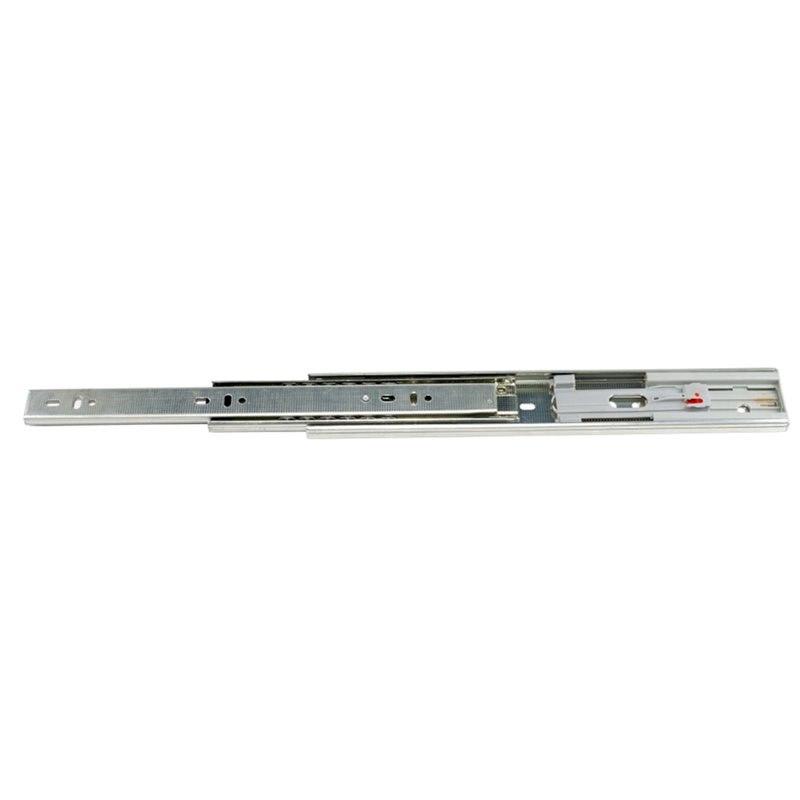 GUIA CAJON 45CM TELESC MICEL AC ZINC GC7 SOFT 73002