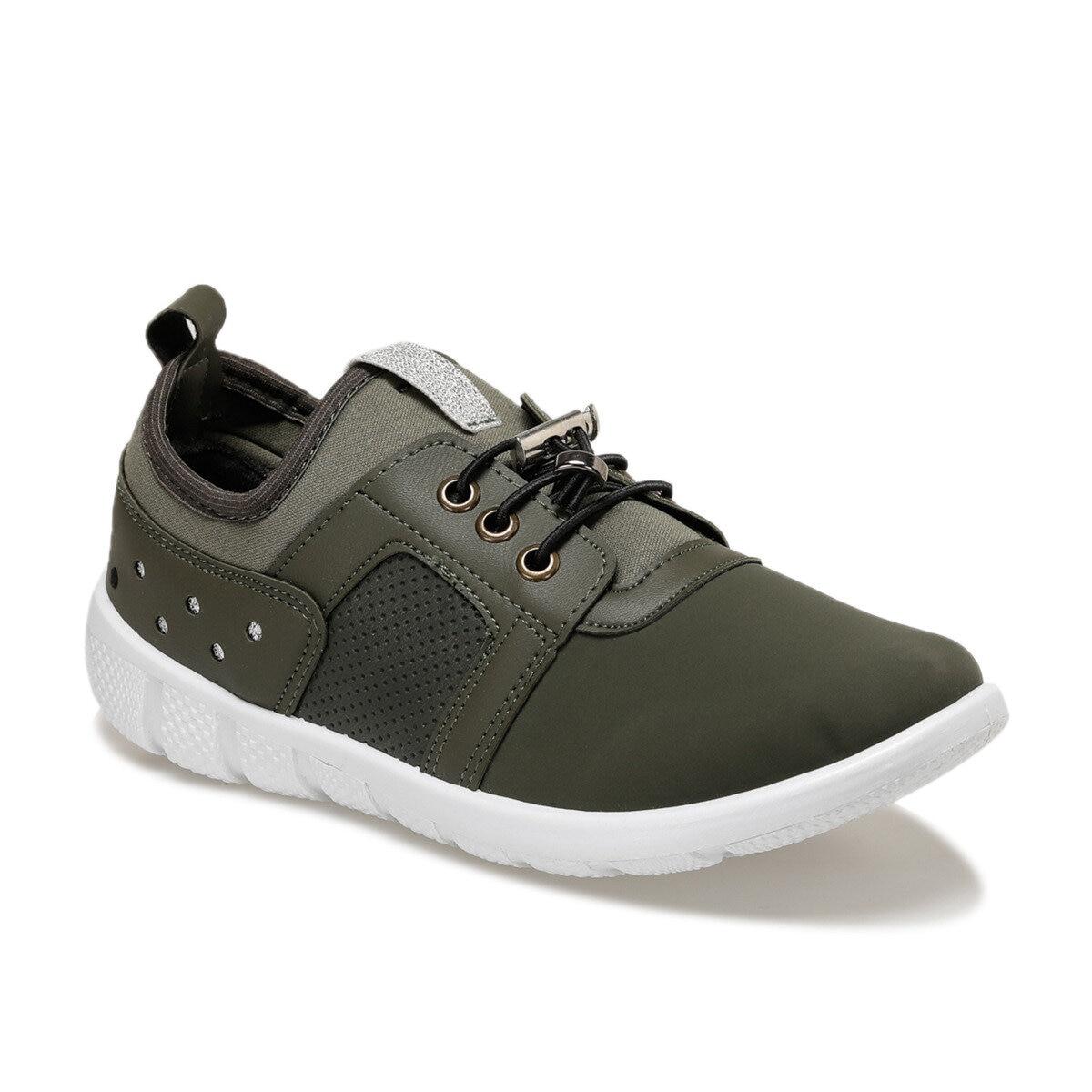 FLO 92.314862.Z Khaki Women 'S Sneaker Polaris